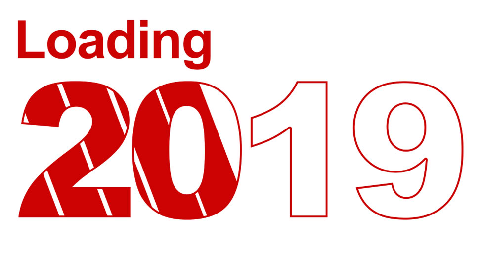 2019 Predictions - A Year to Remember: Part 1