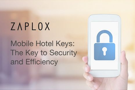Mobile Hotel Keys: The Key to Security and Efficiency