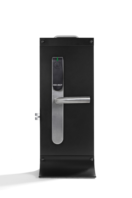 ASSA ABLOY Hospitality Expands Innovative RFID Lock Technology to DIN and SIS Doors with New VingCard E100 Electronic Lock