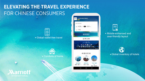 Marriott International Elevates Travel Experience For Chinese Consumers