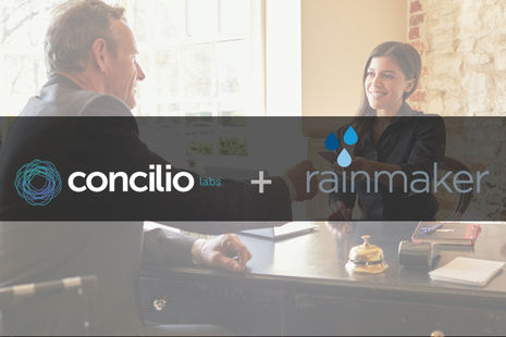 Concilio Labs and The Rainmaker Group Announce New Technology Partnership
