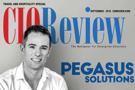 Pegasus Solutions Featured By CIO Review Magazine