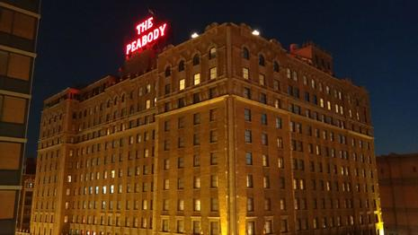The Peabody Memphis Installs Aptech PVNG Cloud Accounting to Simplify Processes