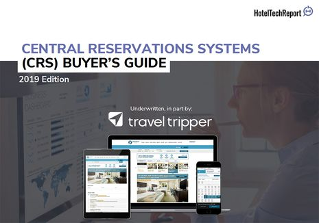 Newly released CRS Buyer's Guide shares cutting-edge tech trends and smart buyer questions for hoteliers