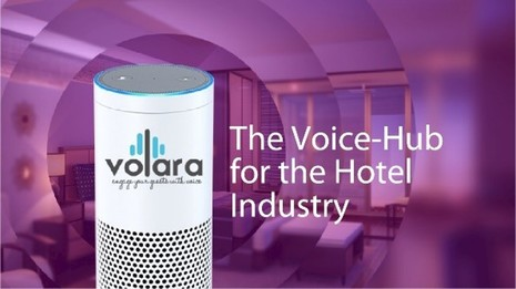 Volara – the Voice Hub for the Hotel Industry - Speaks Directly to Guest Privacy, Hotel Data Protection