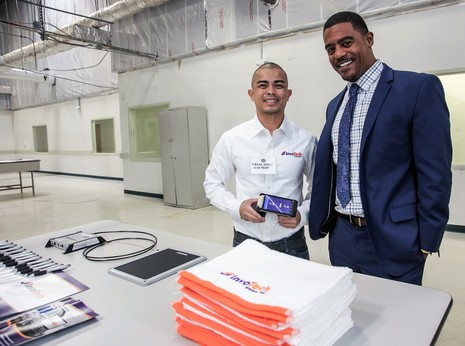 Metro Laundry Service Expands Using InvoTech Laundry System