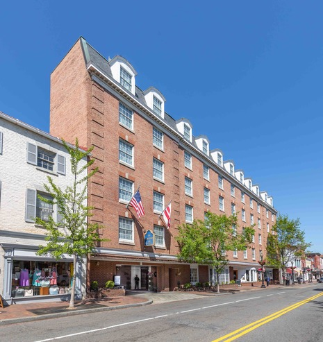 Historic Georgetown Inn Adds Modern Tech With OpenKey