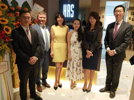 HRS (Hospitality & Retail Systems) cements expansion in the APAC region by opening new Regional Headquarters