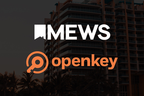 Mews And Openkey Announce Tech Integration
