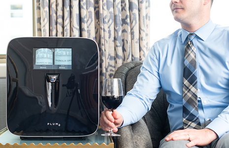 St. Regis First Hotel in Washington, D.C. Metro to Feature Plum In-Room Wine By-the-Glass Amenity