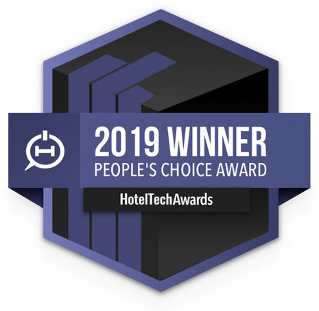 IDeaS Revenue Solutions Honored as 2019 HotelTechAwards People's Choice Winner