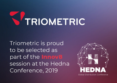 Triometric selected to present at Innov8 and Co-chairing the Analytics Working Group at HEDNA's 2019 Global Distribution Conference