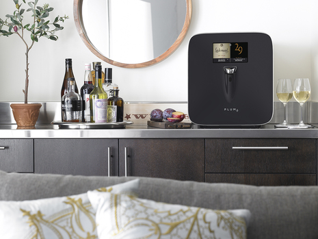 Puzzle Partner's Newest Client, Plum, Develops Innovative New Product That Brings Wine by the Glass Directly to Your Hotel Room