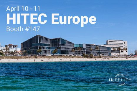 INTELITY to Attend April's HITEC Europe Conference in Mallorca, Spain