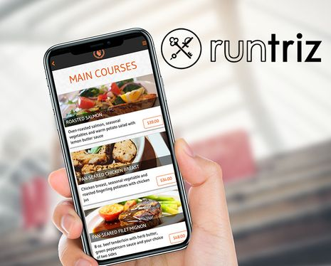 Runtriz Pay Brings Caesars' Guests Fast, Secure and Simple Payment So They Can Stay in the Game