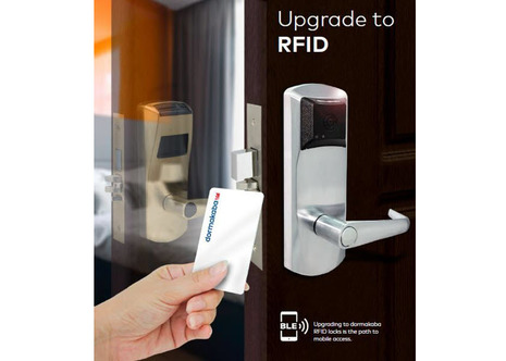 dormakaba Simplifies Upgrade Process for Magstripe Users Moving to RFID/Mobile Access Electronic Locks