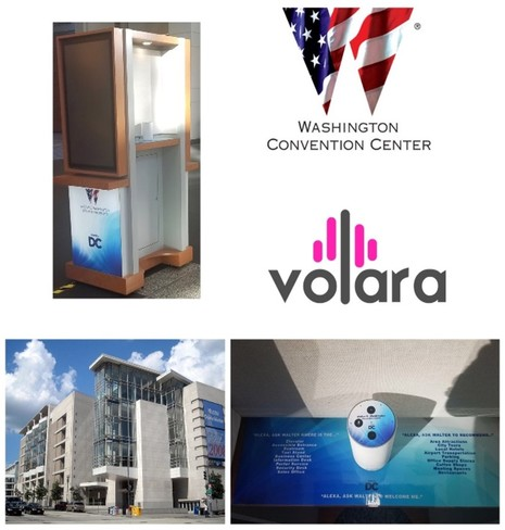 Events DC Helps Visitors Find Their Way with Volara-powered Amazon Alexa