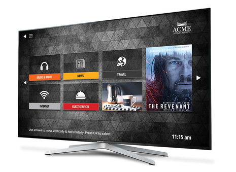 Allbridge Redefines In-Room Entertainment with Interactive IPTV Solution