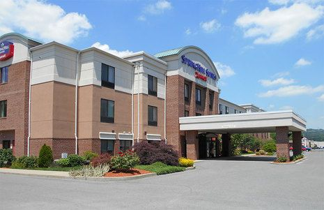 Cloud5 Communications Enhances Guest Satisfaction with New HSIA Network for the SpringHill Suites by Marriott Morgantown, WV