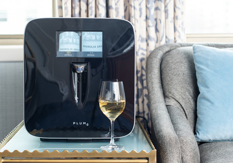 By Popular Demand, St. Regis Hotel in Washington, D.C. Expands Their In-Suite Offering of Plum Wine-On-Demand