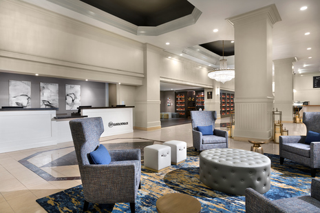 The Desoto in Savannah Selects Go Moment's Ivy® Smartconcierge