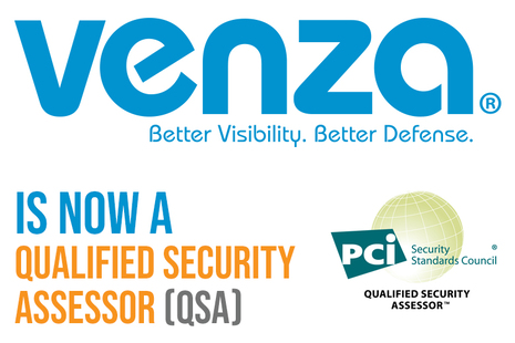 Venza Achieves Qualified Security Assessor (QSA) Certification