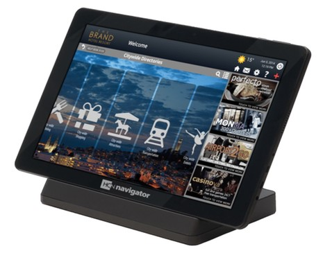 HCN Bringing Industry Firsts to HITEC Minneapolis via Navigator Tablet
