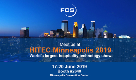 FCS to reveal its new line of mobile solutions at HITEC 2019