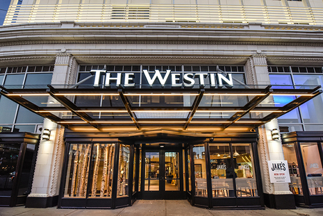 The Westin Buffalo is first hotel worldwide to give guests access to personal playlists from their hotel rooms