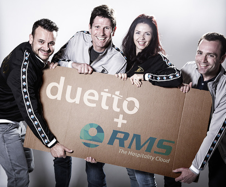 Duetto, RMS Cloud Enter Technology Partnership
