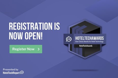 Registration is Now Open for the 2020 HotelTechAwards