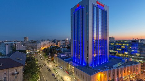Sheraton Bucharest Implements Seamless Check-in and Guestroom Entry with ASSA ABLOY Global Solutions Mobile Access