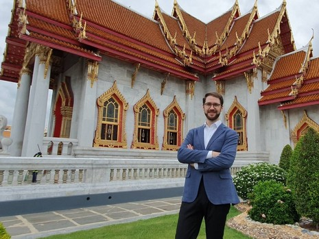 Hotelier Theo Laborey appointed to strengthen FCS' footprint in Thailand, Cambodia, Laos and Myanmar