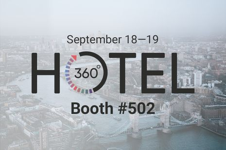INTELITY to Attend the Hotel360 Expo in London