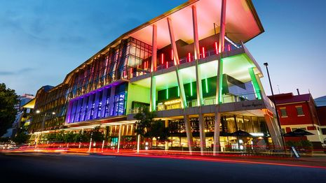 The Brisbane Convention & Exhibition Centre in Australia Now Using InvoTech UHF-RFID Uniform System