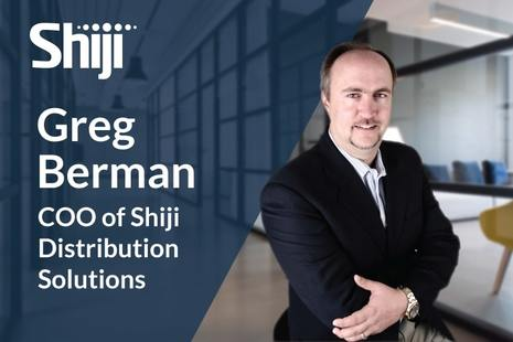 Shiji Group Appoints Greg Berman as COO of Shiji Distribution Solutions