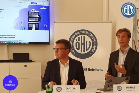 The Austrian Hotelier Association (ÖHV) Partners With Hotelhero To Support Hotels In The Digitisation Process