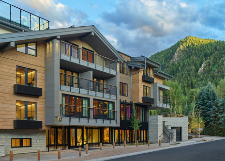 Aspen's Most Anticipated Hotel, W Aspen is Now Officially Open using the InvoTech Linen System
