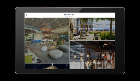 Novotel Amsterdam Schiphol Airport is Making the Switch From Handy to Suitepad
