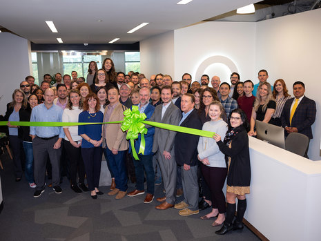 Quore commemorates grand opening of a new 26,000-square-foot facility in Franklin, Ten.