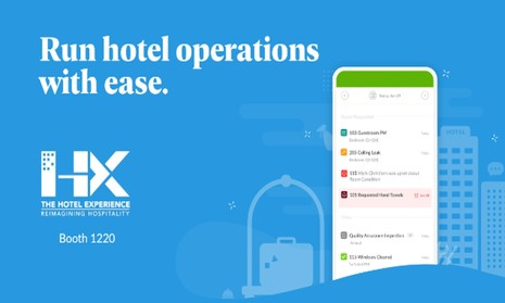 Quore Bringing Its Award-Winning Housekeeping and Engineering Solutions to HX: The Hotel Experience Powered by AAHOA
