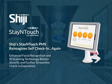Shiji's StayNTouch PMS Reimagines Self Check-In...Again