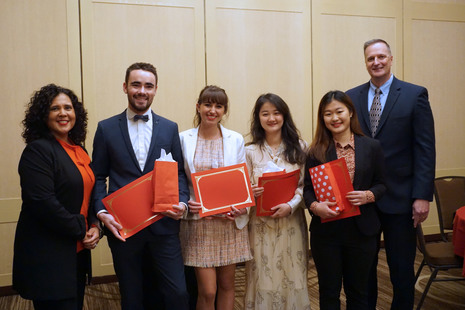 Winners of Hospitality Student Webinar Competition Announced, Presented by the HFTP Foundation and the University of Houston