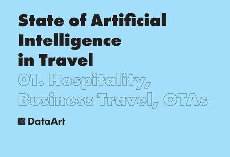 State of Artificial Intelligence in Travel