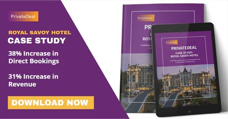 How Royal Savoy Hotel & Spa Increased Direct Bookings and Revenue with PrivateDeal