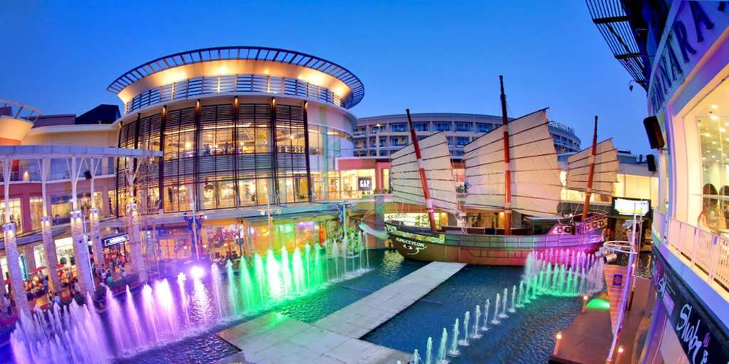 Jungceylon Phuket Shopping Mall Maximizes Maintenance Efficiency with e-Engineering by  FCS Computer Systems