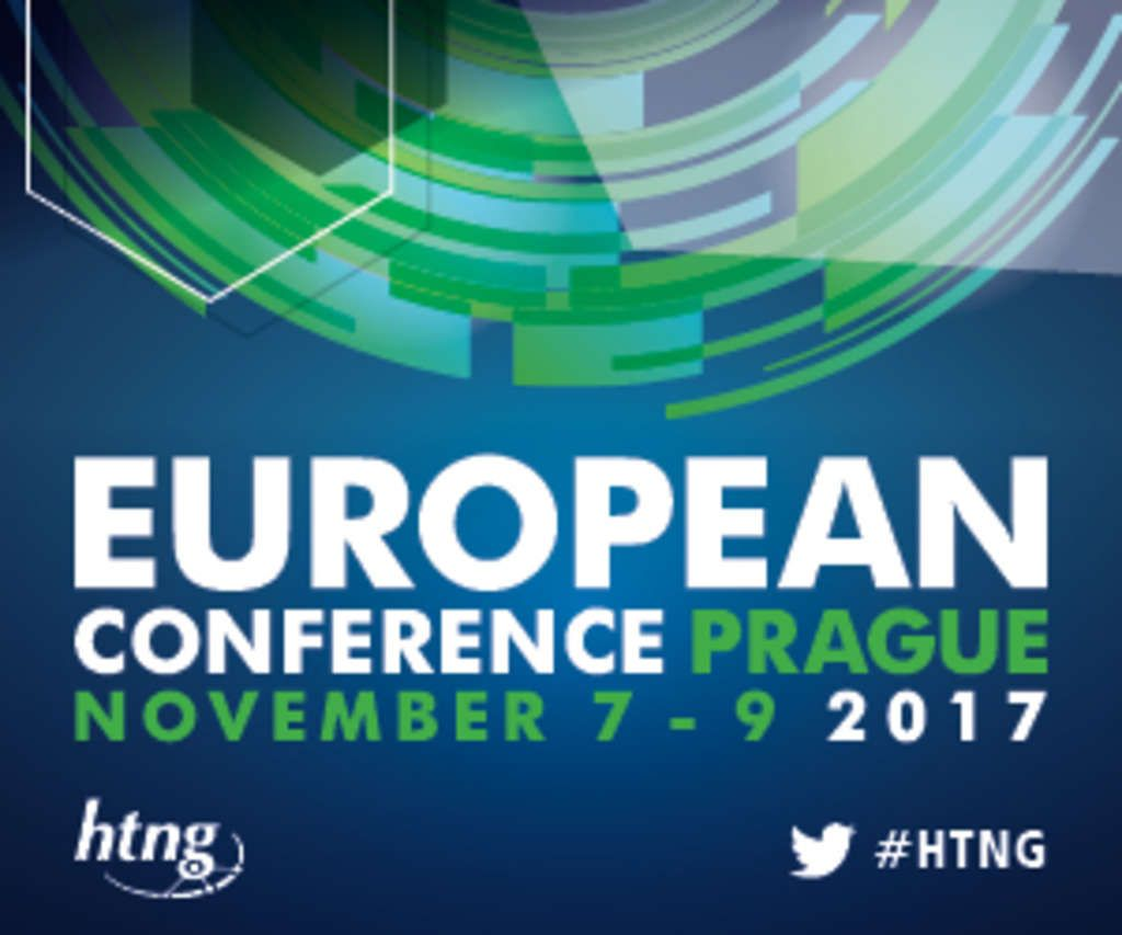 Compelling Topics at Upcoming HTNG European Conference