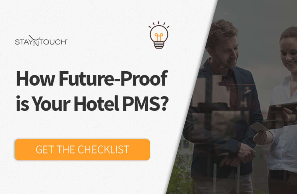 How Future-Proof is Your Hotel PMS? Download Free 10-Point Checklist Now