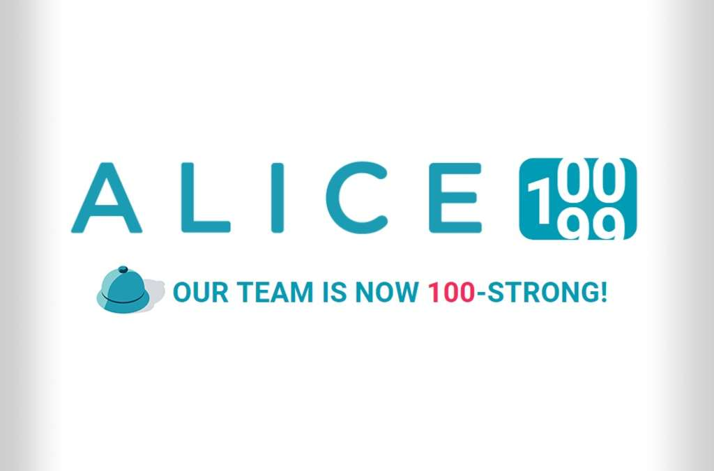 From Five Pals To 100 Strong: ALICE Reaches Company Milestone With Its 100th Employee