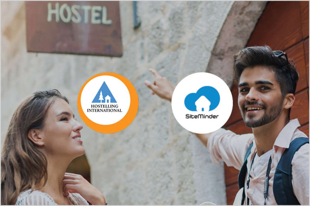 Hostelling International has partnered with SiteMinder